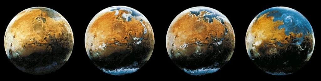 AstroNova le Blog de l'astronomie et de l'espace - Terraformation de Mars - © Astrosurf