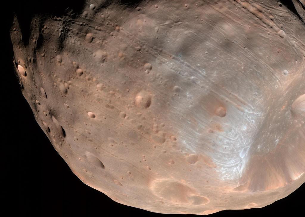AstroNova le Blog de l'astronomie et de l'espace - Phobos © NASA