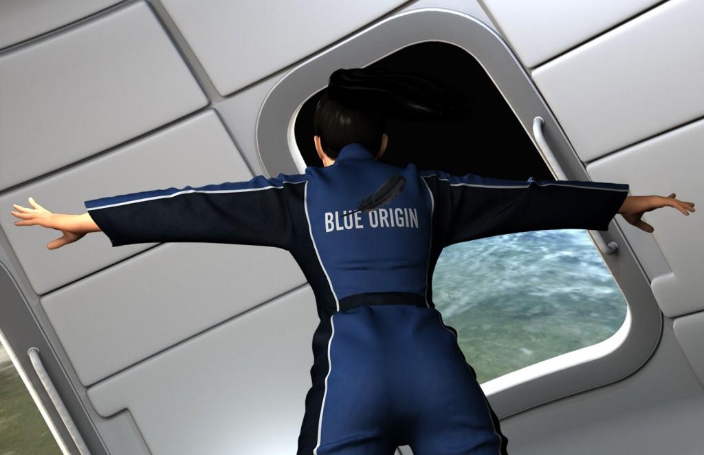 AstroNova le Blog de l'astronomie et de l'espace - Blue Origin, la société de Jeff Bezos