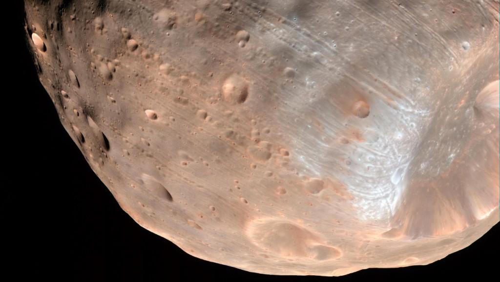 AstroNova le blog de l'astronomie et de l'espace - Phobos ©NASA/JPL