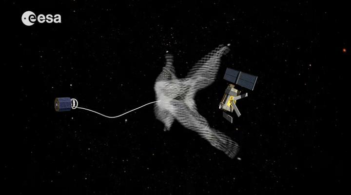 AstroNova Blog sur l'astronomie et l'espace - Mission Deorbit ESA