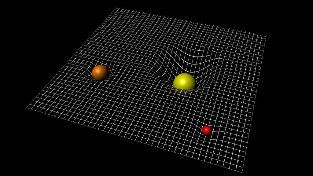 La gravité, cette force qui quadrille l'univers ©ESA/Pathfinder
