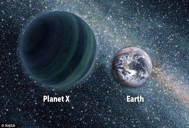 9ème planète © NASA