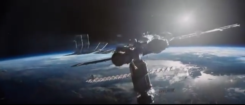 Tiangong dans Interstellar © Youtube