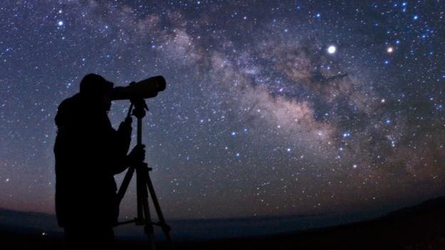 La Voie Lactée 2016 © BBC