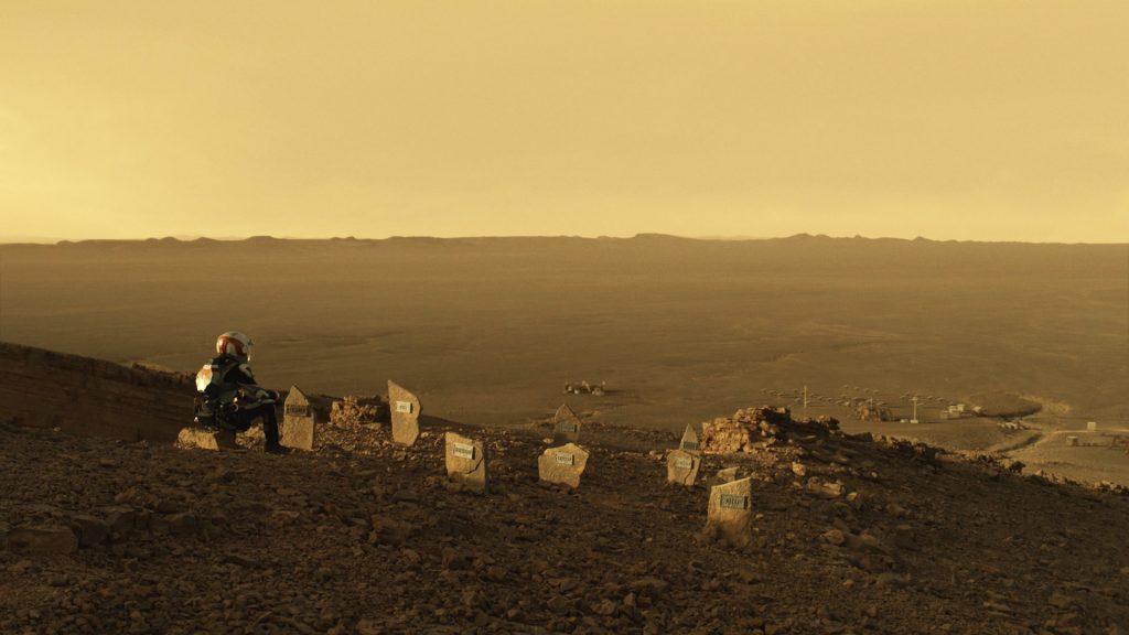 Série Mars © National Geo