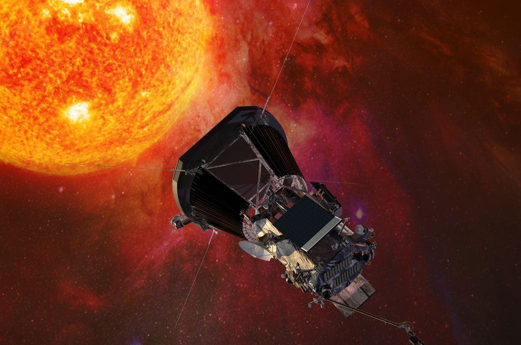 Astronova.fr - Solar Probe Plus © NASA