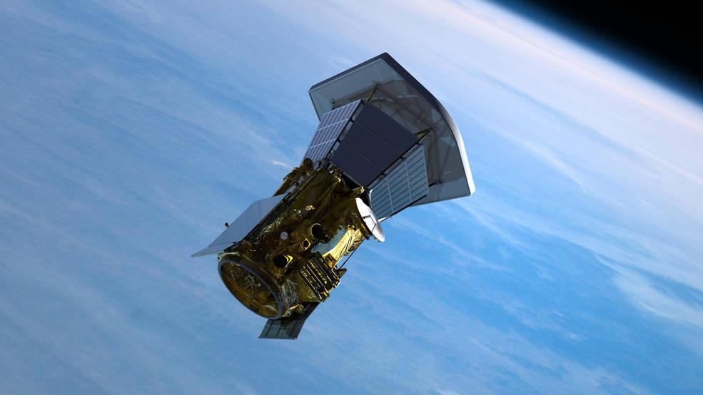 La sonde Solar Probe Plus © NASA
