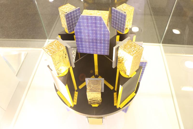 Projet SSMS présenté par Avio au Paris Air Show © Astronova