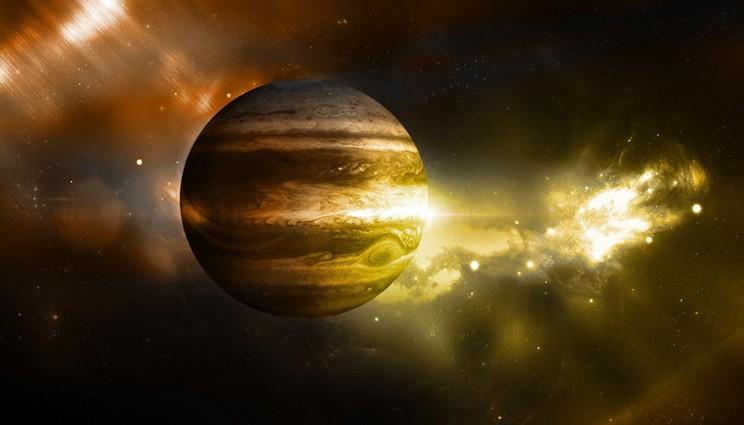 Naissance de Jupiter © NASA