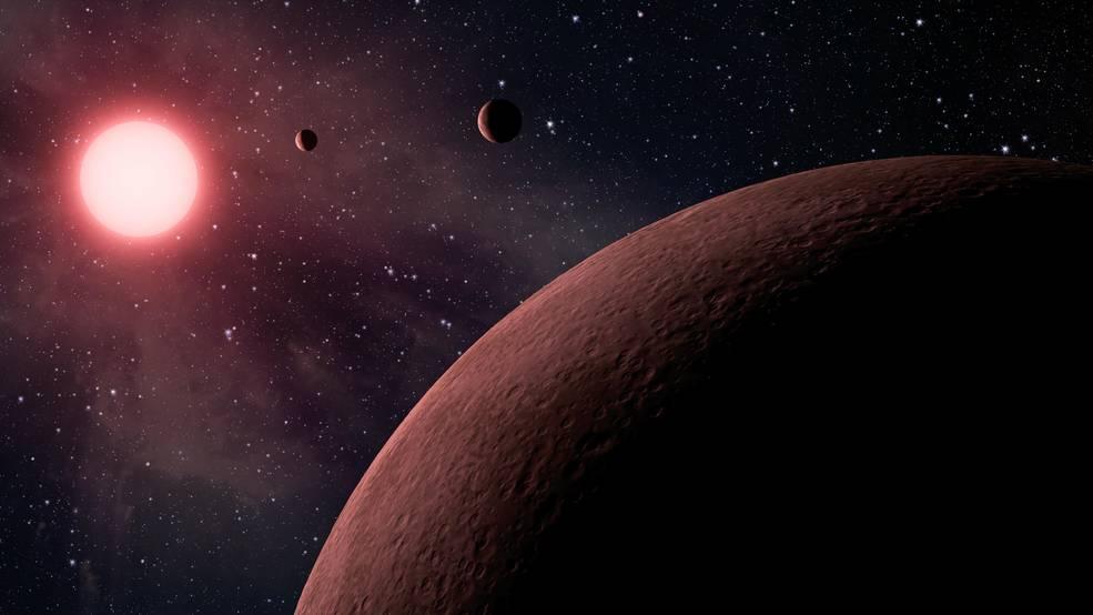 Kepler découvre 219 nouvelles exoplanètes © NASA/JPL-Caltech