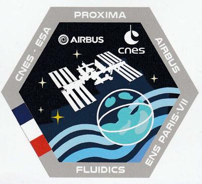 Mission Fluidics Proxima © ESA