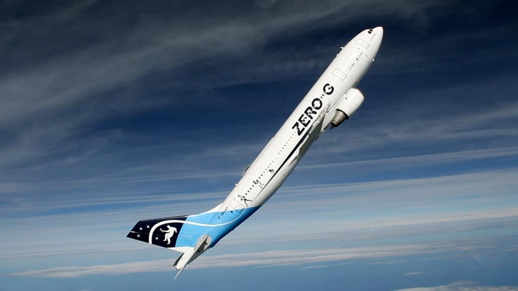 Airbus A310 Zéro-G de Novespace © Novespace