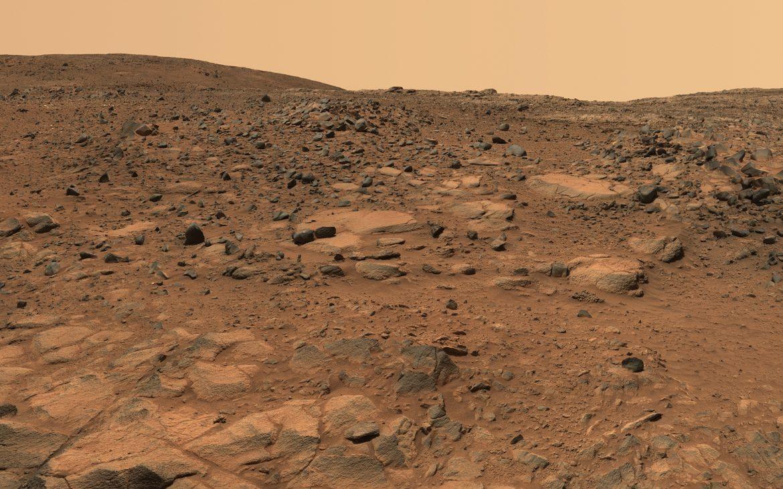 Suface de Mars © NASA