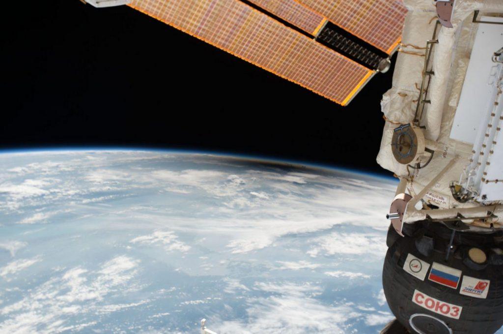 Depuis la Station Spatiale Internationale (ISS) © NASA