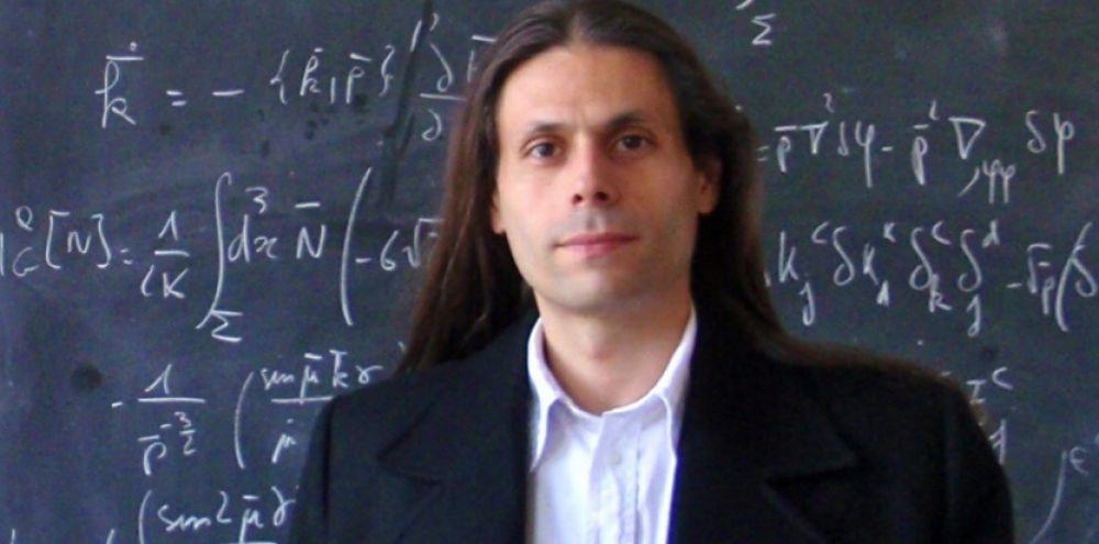 L'astrophysicien Aurélien Barrau @ Science et Avenir