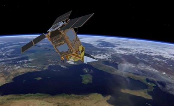 Satellite Sentinel 5P de l'ESA © ESA