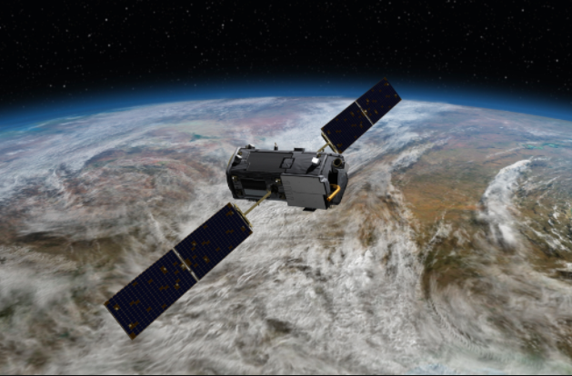 Satellite OCO-2 de la NASA © NASA