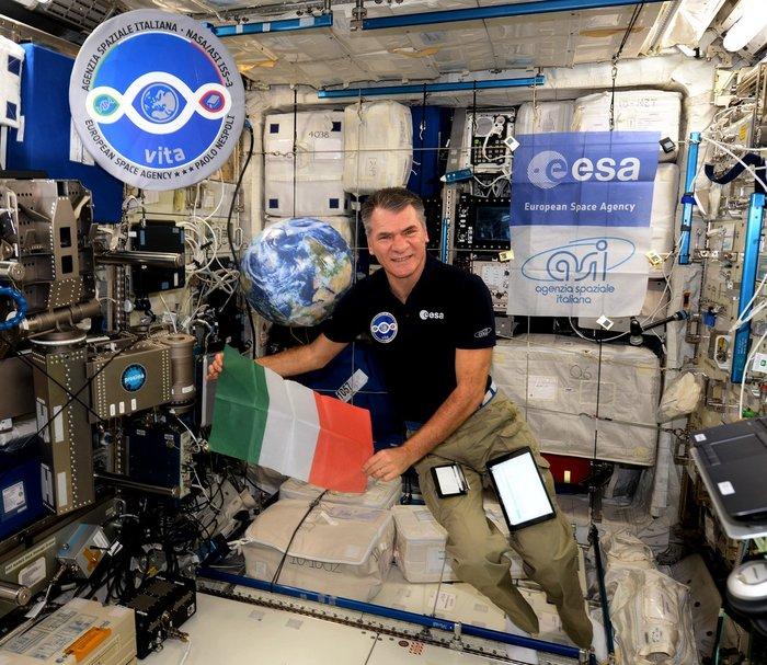 Viva Italia ! © ESA