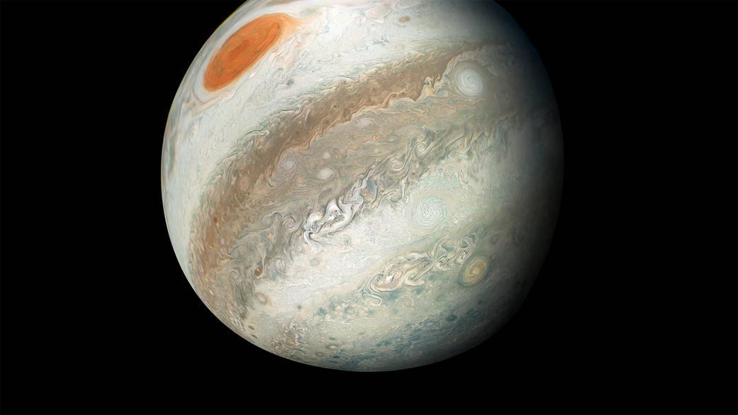 Jupiter © NASA