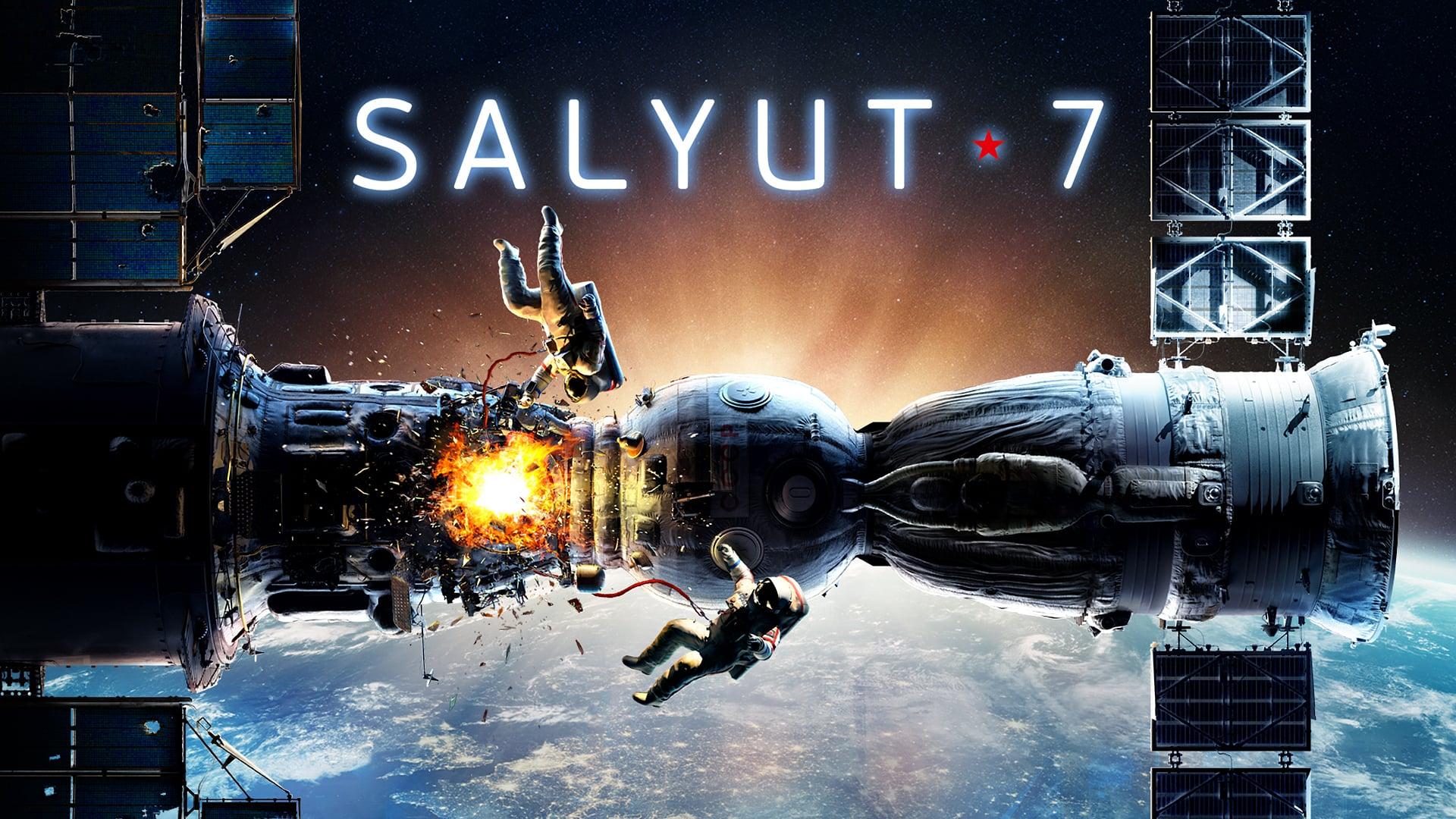 Salyut-7 © CinéSéries