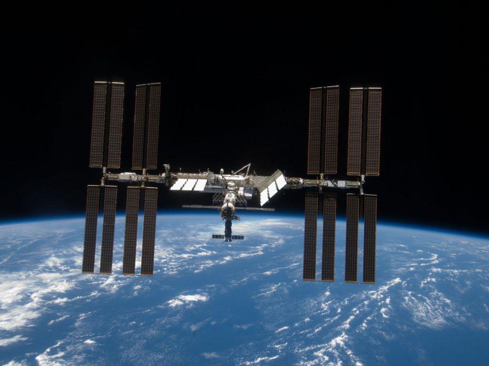 ISS © NASA