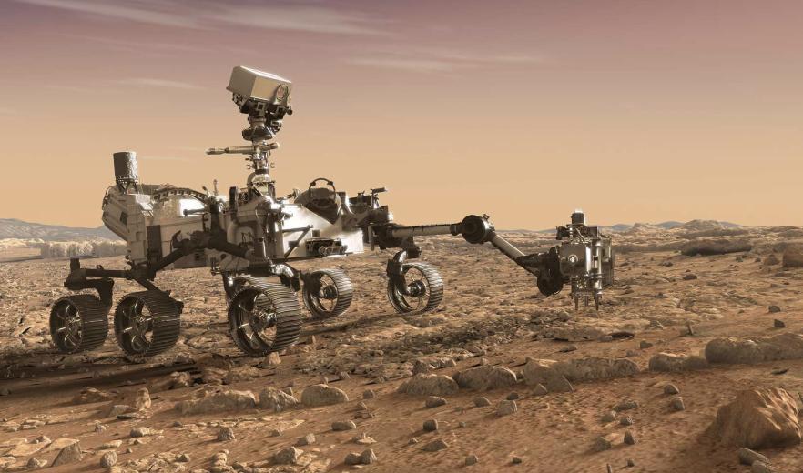 Le rover Mars 2020