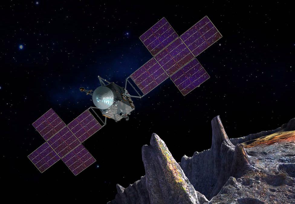 Mission Psyche de la NASA © NASA