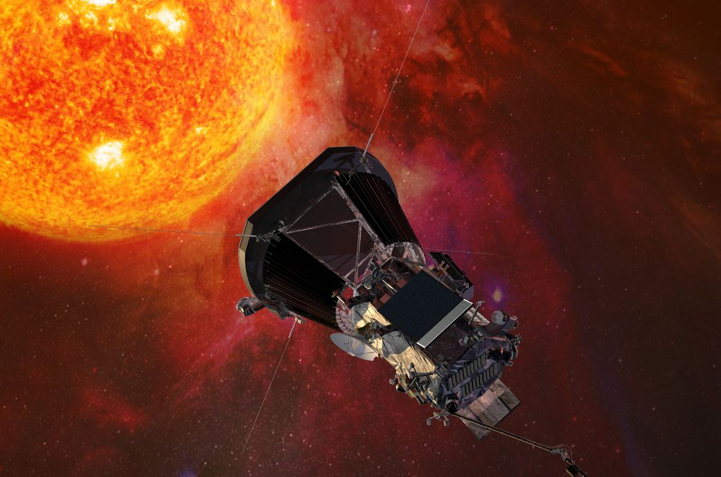 Astronova.fr - Solar Probe Plus © NASA
