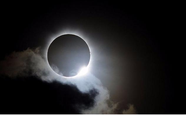 Eclipse totale du Soleil
