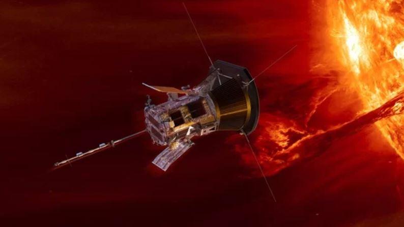 Parker Solar Probe © NASA