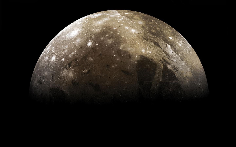 Ganymede © Imgur